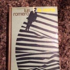 Libros: LA NORIA DE LUIS ROMERO. Lote 109589039