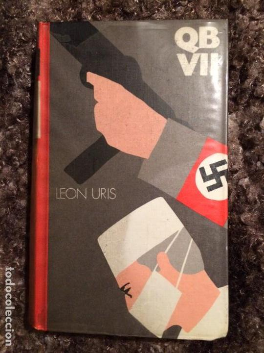 QB VII DE LEON URIS (Libros Nuevos - Narrativa - Literatura Española)