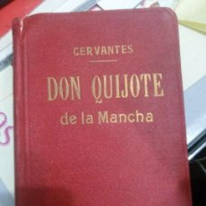 Libros: DON QUIJOTE DE LA MANCHA, CERVANTES.. Lote 111613407