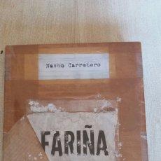 Libros: LIBRO SECUESTRADO FARIÑA. Lote 115482416