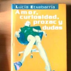 Libros: LIBRO DE LUCIA ETXEBARRIA. Lote 115201106