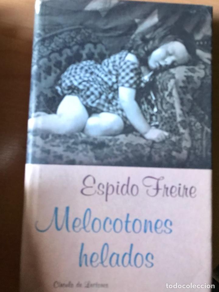 LIBRO DE ESPIDO FREIRE (Libros Nuevos - Narrativa - Literatura Española)