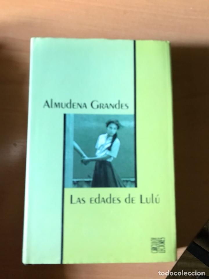 LIBRO DE ALMUDENA GRANDES (Libros Nuevos - Narrativa - Literatura Española)