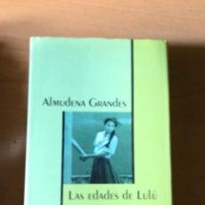 Libros: LIBRO DE ALMUDENA GRANDES. Lote 115201626