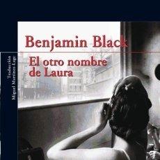 Libros: EL OTRO NOMBRE DE LAURA. Lote 119626734