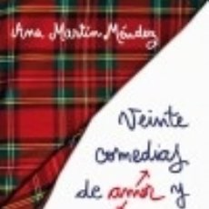 Libros: VEINTE COMEDIAS DE AMOR Y UNA NOCHE DESESPERADA. Lote 126661454