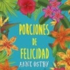 Libros: PORCIONES DE FELICIDAD MAEVA EDICIONES. Lote 92158004