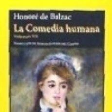 Libros - La Comedia humana. Volumen VII - 116078559