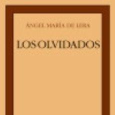 Libros: LOS OLVIDADOS . EDITORIAL CASTALIA. Lote 67912213