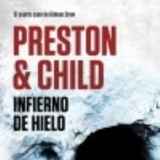 Libros: INFIERNO DE HIELO. Lote 111581720