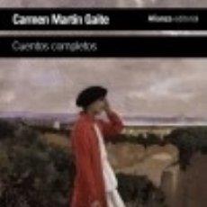 Libros: CUENTOS COMPLETOS. Lote 70694862
