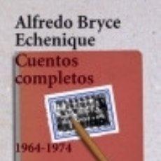 Libros: CUENTOS COMPLETOS. Lote 88024303