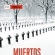 Libros: MUERTOS PRESCINDIBLES. Lote 108454967