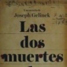 Libros: DOS MUERTES DE MOZART, LAS. Lote 118996699