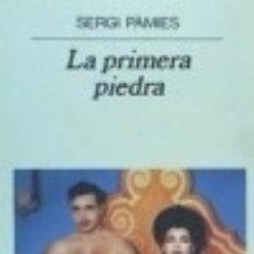 Libros: LA PRIMERA PIEDRA. Lote 125922863