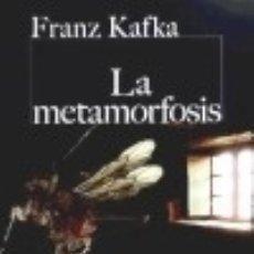 Libros: LA METAMORFOSIS EDITORIAL CASTALIA, S.A.. Lote 70622775