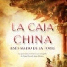 Libros: LA CAJA CHINA. Lote 125933031