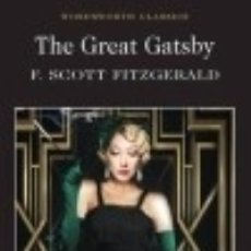 Libros: GREAT GATSBY. Lote 128347104