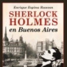 Libros: SHERLOCK HOLMES EN BUENOS AIRES. Lote 128401362