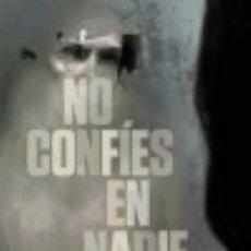 Libros: NO CONFÍES EN NADIE. Lote 128536115