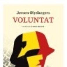 Libros: VOLUNTAT. Lote 128539422