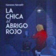 Libros: LA CHICA DEL ABRIGO ROJO. Lote 128625182