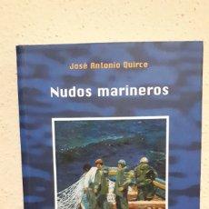Libros: NUDOS MARINEROS. Lote 128917955