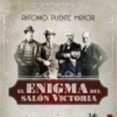 Libros: EL ENIGMA DEL SALÓN VICTORIA. Lote 133733107