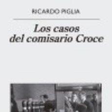 Libros: LOS CASOS DEL COMISARIO CROCE. Lote 133794123