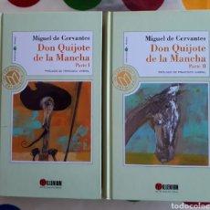 Libros: LIBRO DON QUIJOTE DE LA MANCHA. Lote 133804887