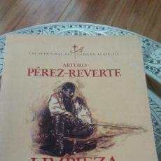 Libros: ARTURO PÉREZ REVERTE. LIMPIEZA DE SANGRE. Lote 134088247