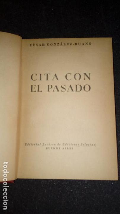 Libros: Literatura. Buena novela. Gonzalez-Ruano. Narrativa de la posguerra. - Foto 2 - 136039946