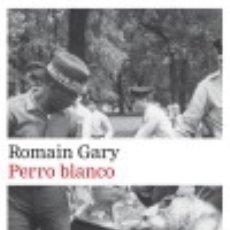 Libros: PERRO BLANCO. Lote 138100677