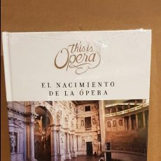 Libros: THIS IS OPERA / AIDA, DE G. VERDI / LIBRO CD + DVD / PRECINTADO. Lote 153835422
