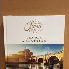 Libros: THIS IS OPERA / TOSCA, DE G. PUCCINI / LIBRO CD + DVD / PRECINTADO. Lote 182614653