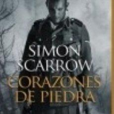 Libros: CORAZONES DE PIEDRA. Lote 141022425