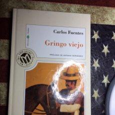 Libros: GRINGO VIEJO. Lote 141812948