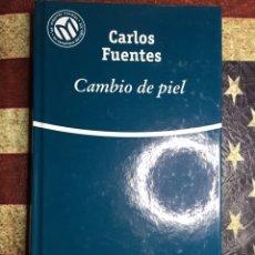 Libros: CAMBIO DE PIEL. Lote 141832437