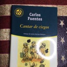 Libros: CANTAR DE CIEGOS. Lote 141833685