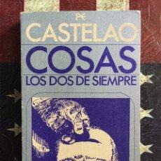 Libros: COSAS DE LOS DOS DE SIEMPRE. Lote 142892622