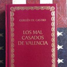 Libros: LOS MAL CASADOS DE VALENCIA. Lote 142896898