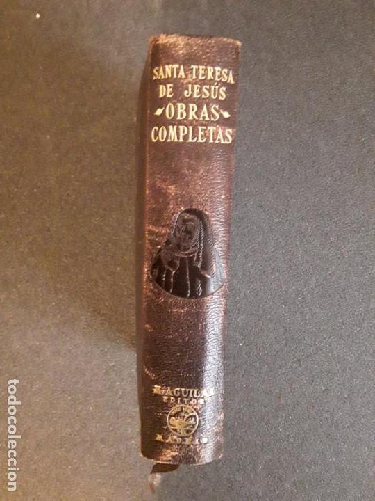 Libros: Santa Teresa de Jesús. Obras completas. Misticismo español. - Foto 2 - 146261254