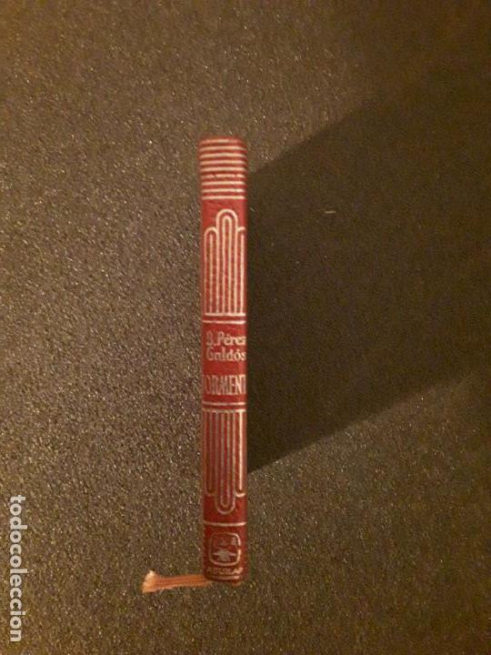 Libros: Perez Galdos, Benito. Tormento. Buena novela. - Foto 2 - 146401030