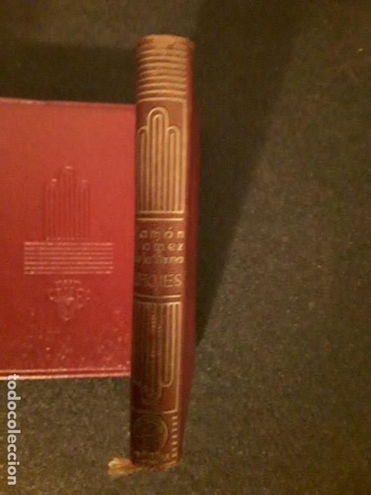 Libros: Gomez de la Serna, Ramón. Efigies. - Foto 2 - 146404238