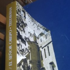 Libros: EL SEÑOR OBISPO TESTAVANA JOSÉ ZAHONERO. CALDEANDRIN, ÁVILA, 2013. Lote 146543105