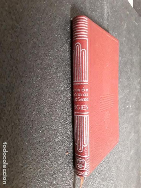 Libros: Gomez de la Serna, Ramón. Efigies. (Crisol N.º 79) - Foto 2 - 146725134