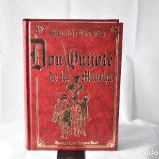 Libros: EL INGENIOSO HIDALGO DON QUIJOTE DE LA MANCHA. DE CERVANTES, MIGUEL.. Lote 149584248