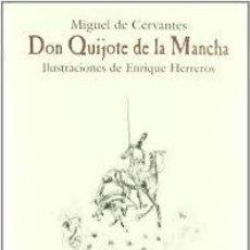 Libros: DON QUIJOTE DE LA MANCHA. Lote 149041033
