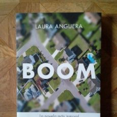 Libros: LAURA ANGUERA - BOOM. Lote 149298790