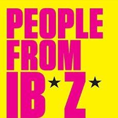 Libros: PEOPLE FROM IBIZA (2015) - JOSÉ CORBACHO, JUAN CRUZ. Lote 152280693